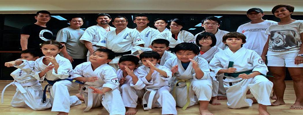 <blockquote>Doryoku Dojo members</blockquote>