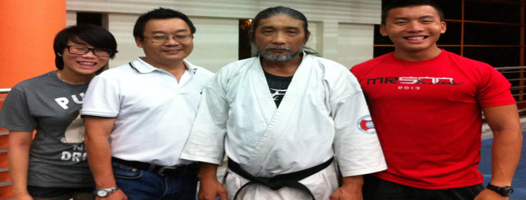 <blockquote>with Shihan Tong Wai Cho</blockquote>