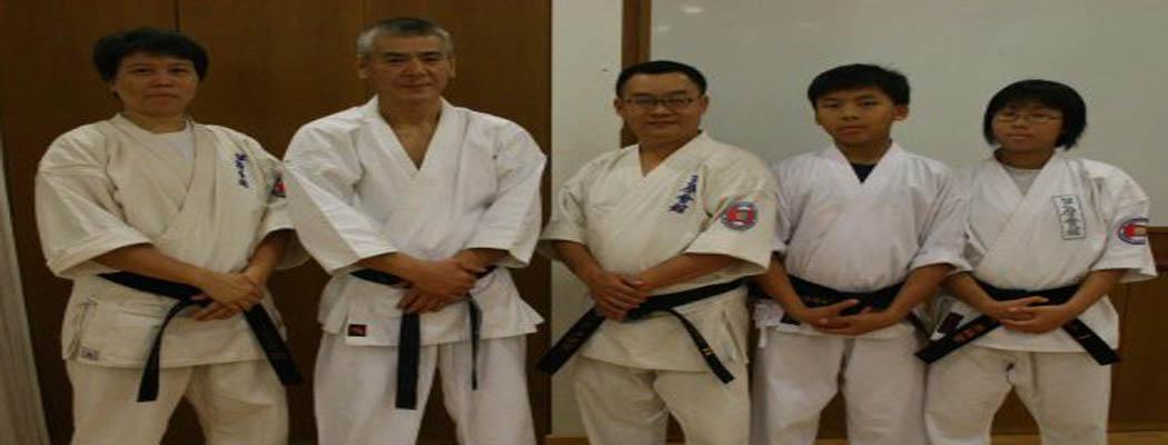 <blockquote>with Kancho Takumi Higashidani</blockquote>